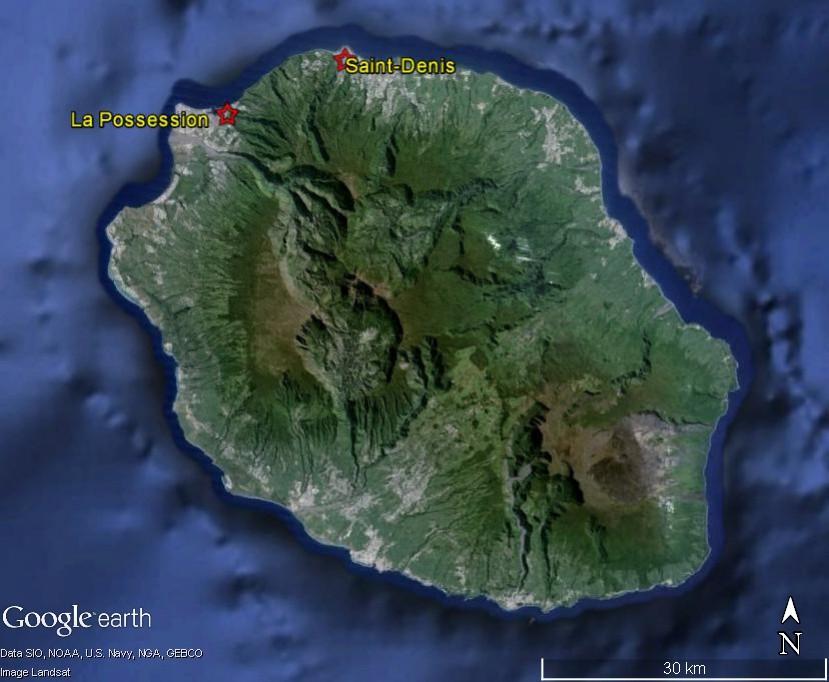 [Bientôt visible sur Google Earth]  La nouvelle route du Littoral, la Réunion Ryunio10