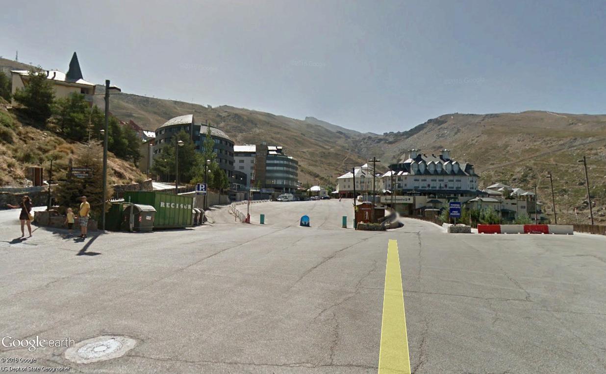 STREET VIEW : 2 sens de circulation = 2 saisons différentes vues de la Google Car ! [A la chasse !] - Page 2 Sierra11