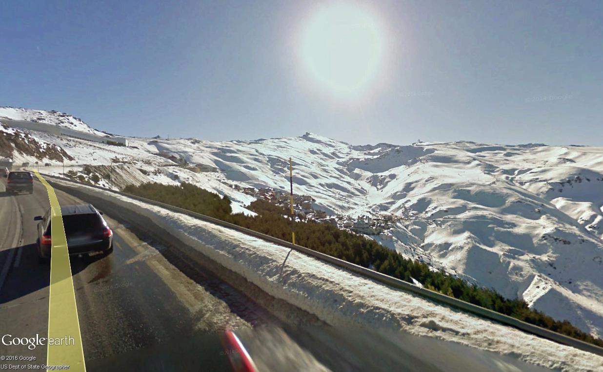 STREET VIEW : 2 sens de circulation = 2 saisons différentes vues de la Google Car ! [A la chasse !] - Page 2 Sierra14