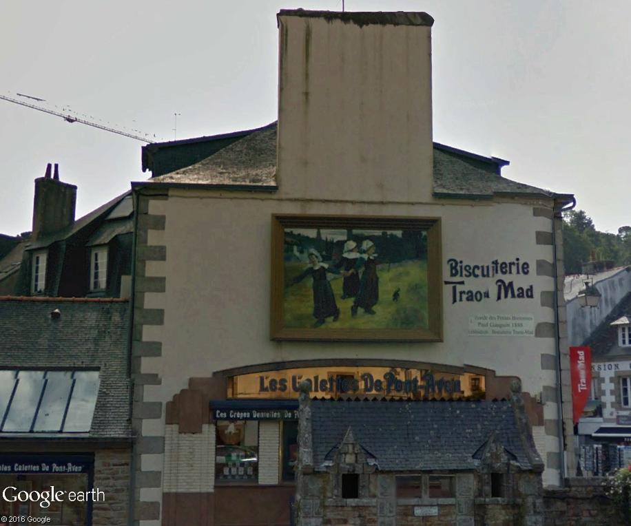 STREET VIEW : Artistes peintres, toiles et galeries d'art Traou_11