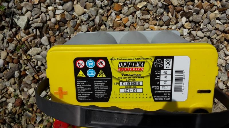 Vends batteries OPTIMA pour treuils F3B F3J 20160611