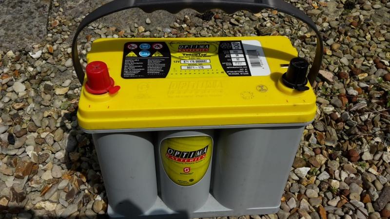 Vends batteries OPTIMA pour treuils F3B F3J 20160612