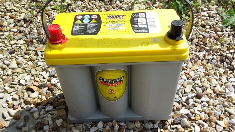 Vends batteries OPTIMA pour treuils F3B F3J 20160613