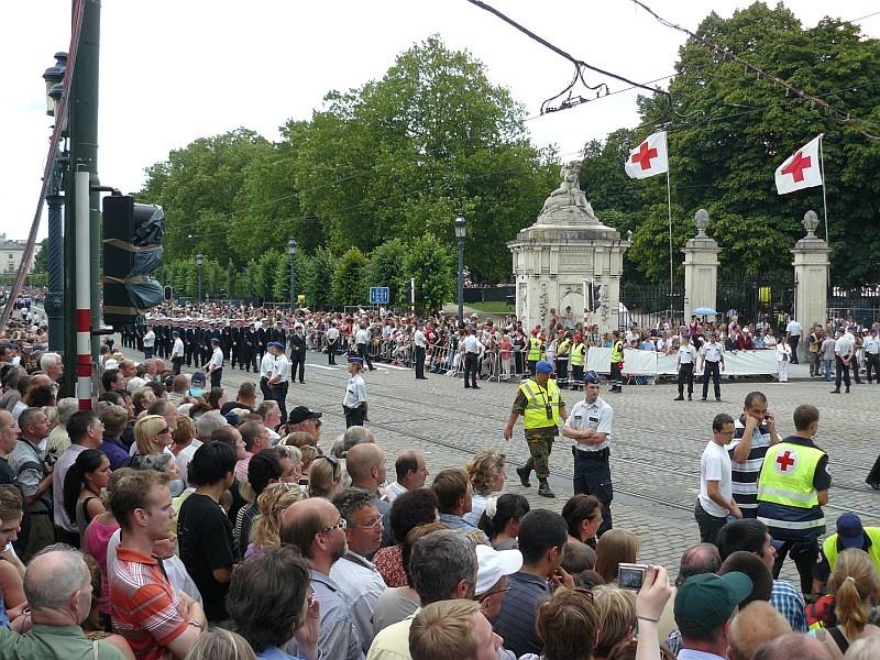 21 juillet - défilé national à Bruxelles Defile11