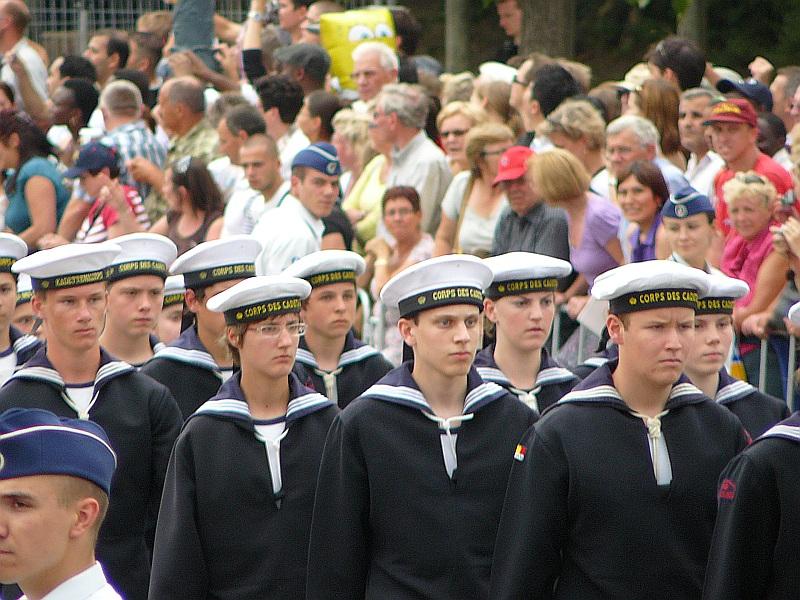 21 juillet - défilé national à Bruxelles Defile12