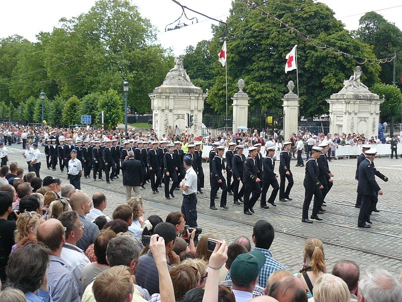 21 juillet - défilé national à Bruxelles Defile13