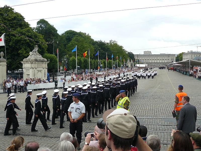 21 juillet - défilé national à Bruxelles Defile14