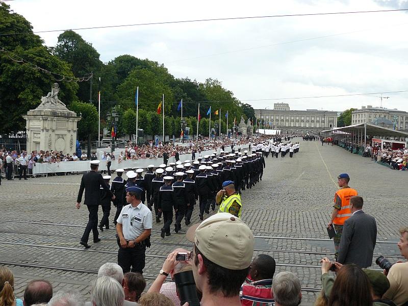 21 juillet - défilé national à Bruxelles Defile15