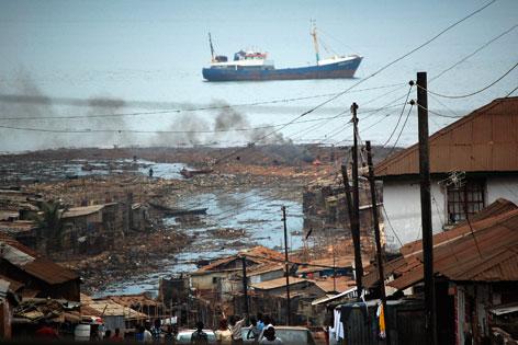 Les naufrages et les crash dans la Marine Richar10