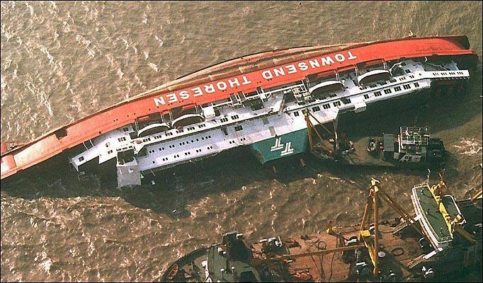 Les naufrages et les crash dans la Marine Snf14s10
