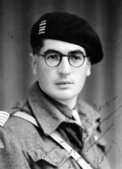 Commandant Fossey-François Chef de Corps du 3ème Bataillon du 1er Régiment de Chasseurs Parachutistes Fossey10