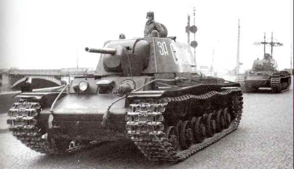 Rech photo KV à Leningrad Kv119410