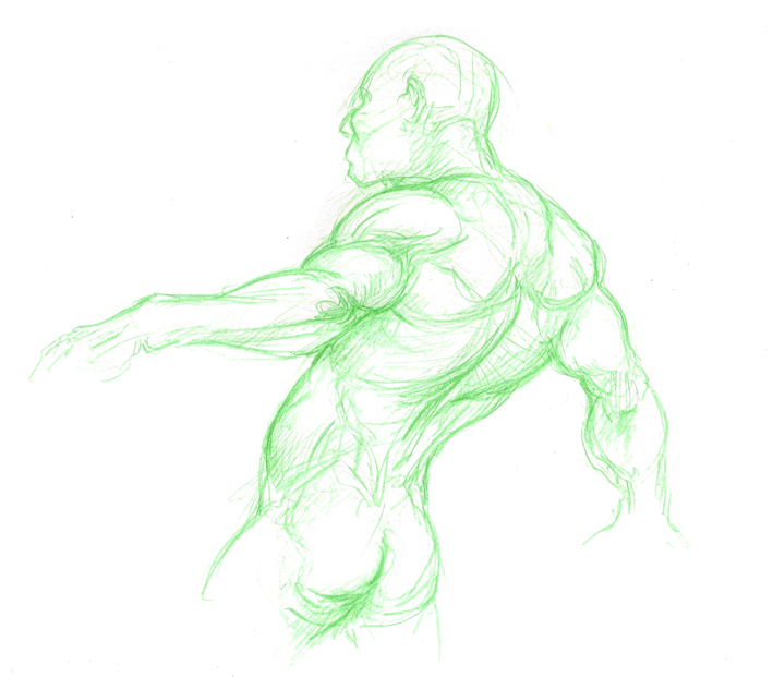 [Horante] Cosmic Samouraï Anatom17