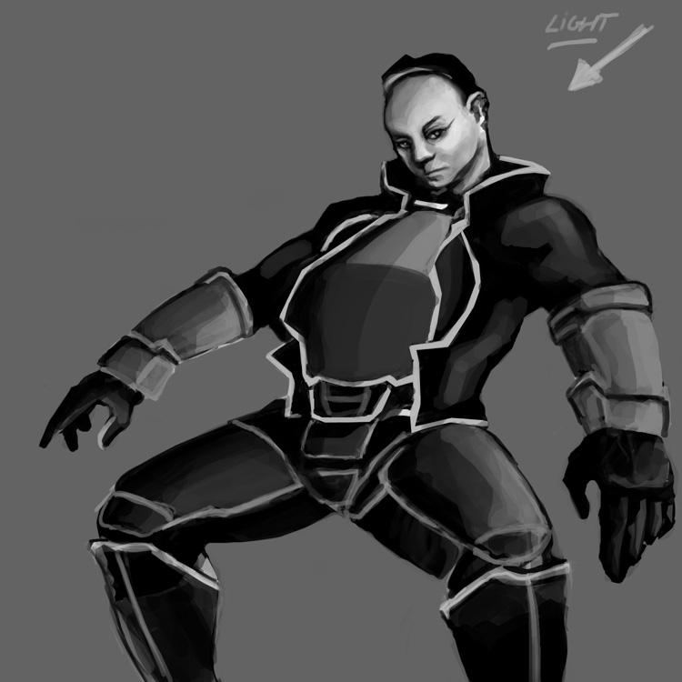 [Horante] Cosmic Samouraï Speedc16