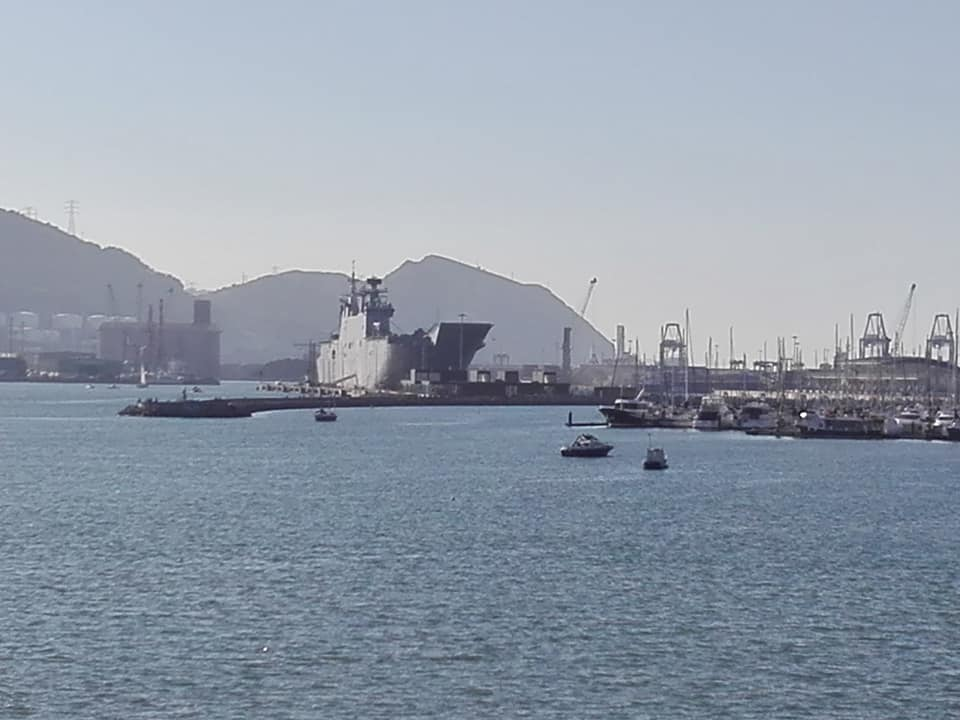 Spanish Navy - Marine espagnole - Page 8 54425410