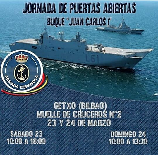 Spanish Navy - Marine espagnole - Page 8 54435511