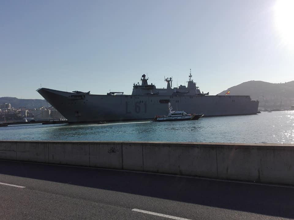 Spanish Navy - Marine espagnole - Page 8 54514110