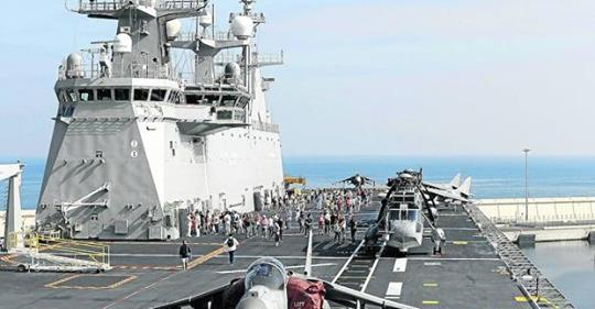 Spanish Navy - Marine espagnole - Page 8 Porte_11