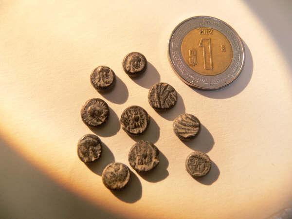 La moneda más pequeña de México 00610