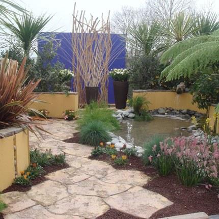 Inspiration des pros pour aménager vos jardins et terrasses Jardin10