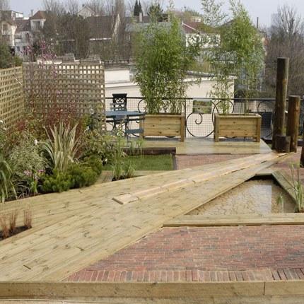 Inspiration des pros pour aménager vos jardins et terrasses Jardin11