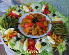 Des idées de menus de fête ou bien de buffets Salade10