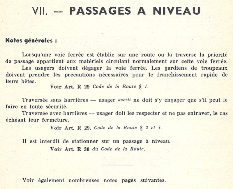 Infra code de 1961 - Jurisprudence Numyri16