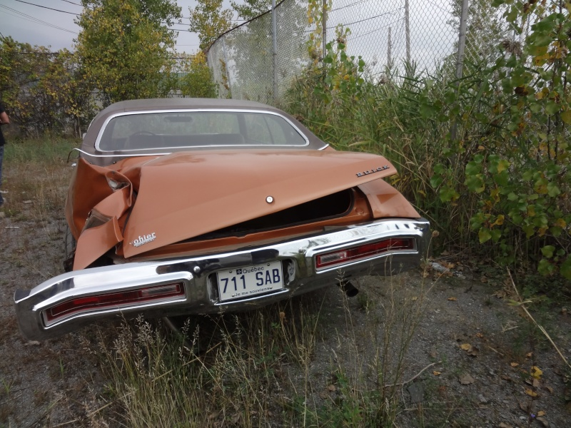 muscle car crash  Dsc00512