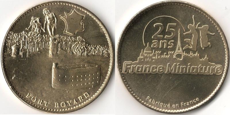 Elancourt (78990) [France Miniature UELK] 7810