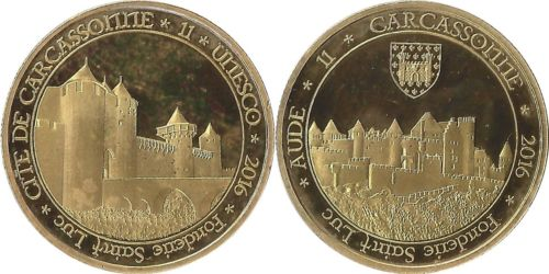 Carcassonne (11000)  [UEHY] Carcas10