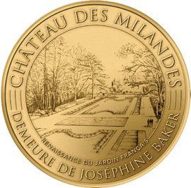 Castelnaud-la-Chapelle (24250)  [Château des Milandes] Miland10