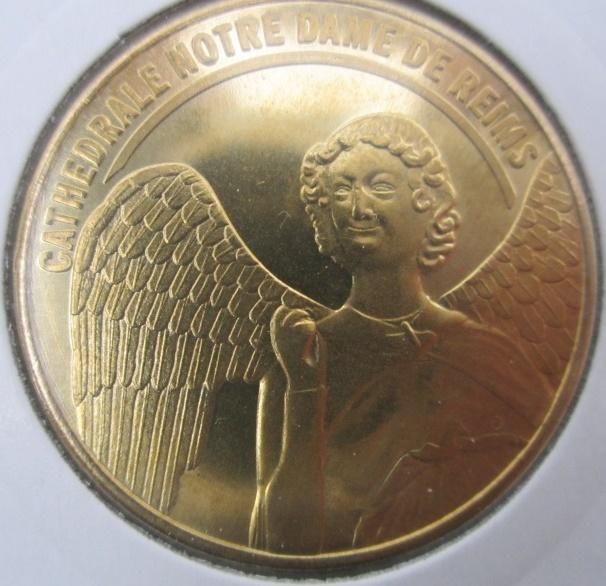 Médailles et Patrimoine  =  12 Reims-10