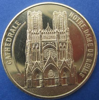 Médailles et Patrimoine  =  12 Reims10