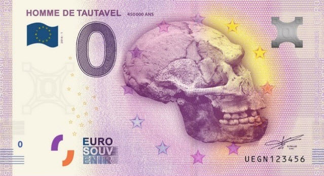 Billets 0 € Souvenirs = 80 Tautav10