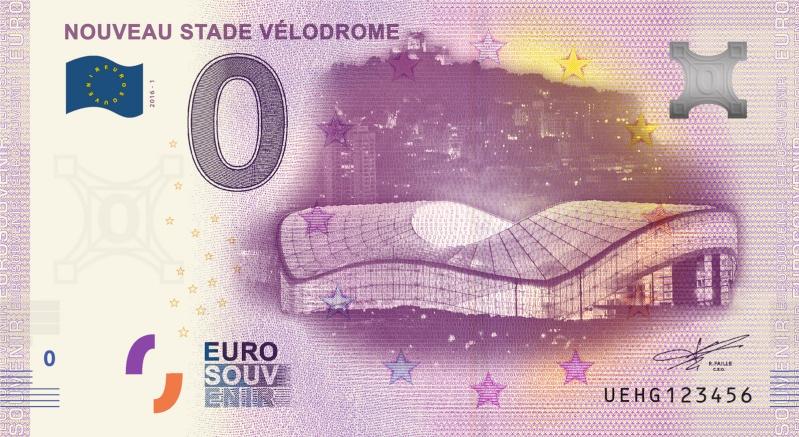 Billets 0 € Souvenirs  [SUD = 62] Velodr10