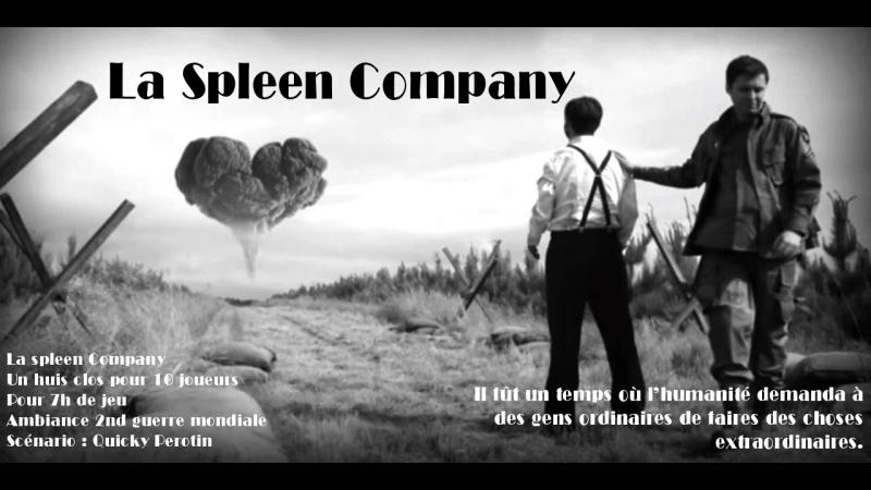 The Spleen Company - dvpt du projet Maxres10