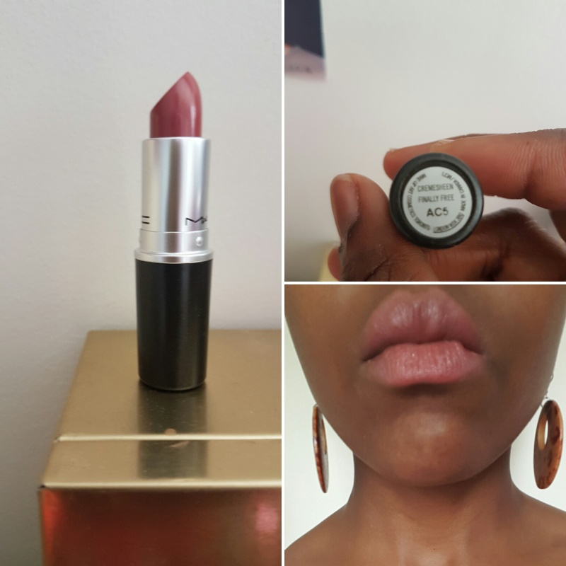 MAC Caitlyn Jenner Lipstick - 2016 Img_2010