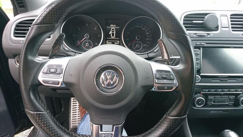 Extansions palettes  au volant aluminium golf 6 gtd dsg !!! Unspec10