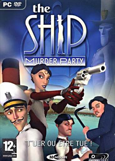 [Jeux Vidéo] The Ship Murder Party 61wzgn10