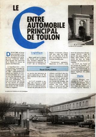 C.A.P. TOULON Cap113