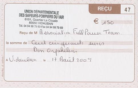 Solidarité Famille des pompiers tués : REMISE DE DONS 2009 Don_re10