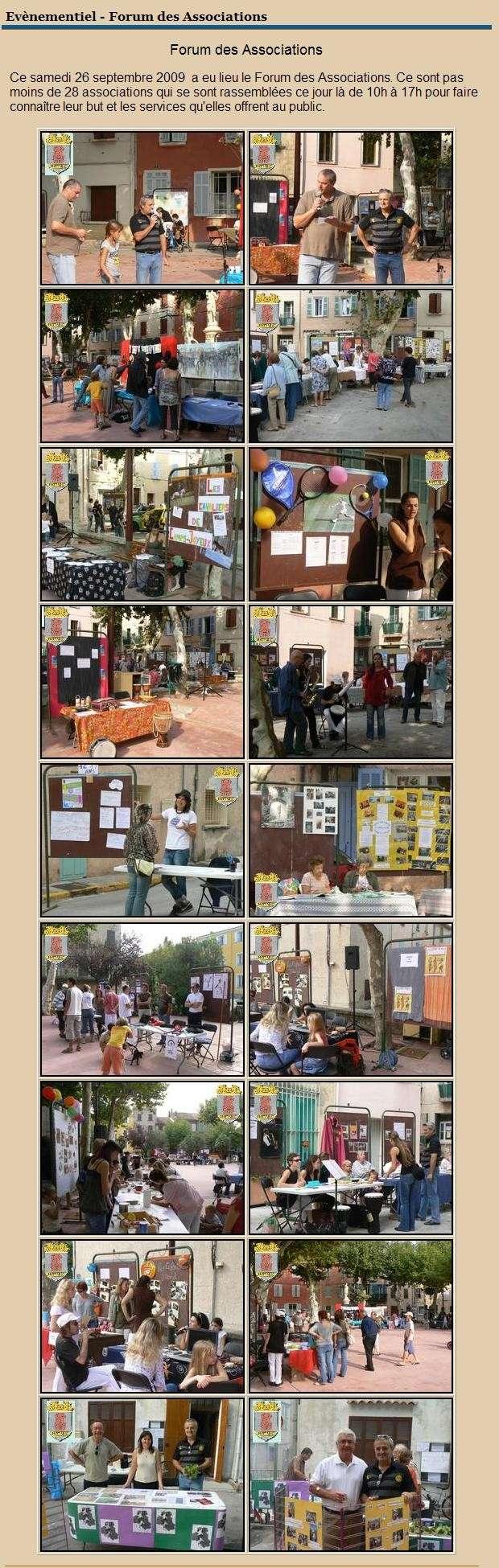 STAND FULL POWER TEAM - JOURNEE DES ASSOCIATIONS A PUGET-VILLE - 26/09/09 Forum_14