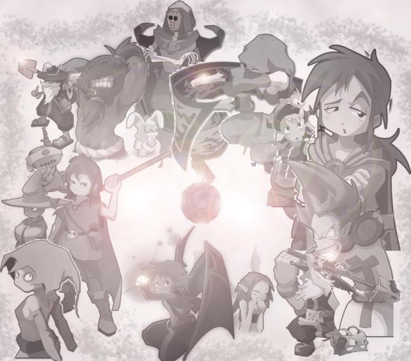 L'Art et les Esprits de l'Ombre [Fan-Art] Groupe11