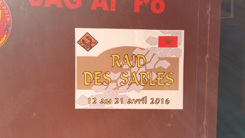 retour Raid des Sables avril - Page 5 20160411