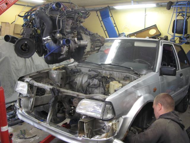 Golden Boy - Dödsgrå turbo Starlet (bilen såld) Elins_13