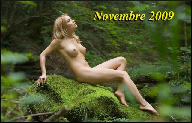 9. Almanach de l'Abbé té, Novembre 2009. Novemb13