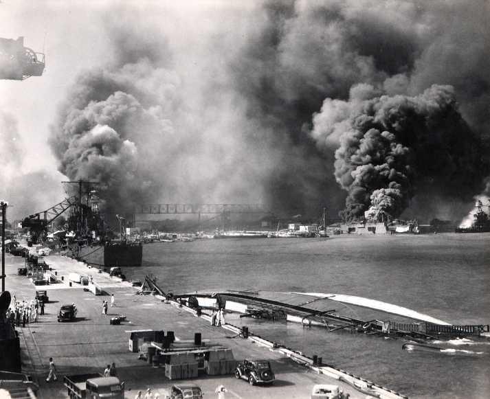 PEARL HARBOUR - 7 DECEMBRE 1941 Att00012