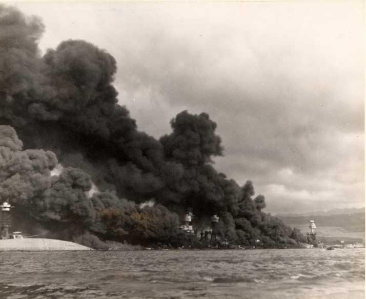 PEARL HARBOUR - 7 DECEMBRE 1941 Att00013