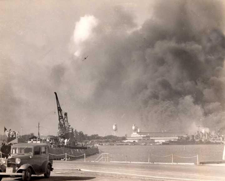 PEARL HARBOUR - 7 DECEMBRE 1941 Att00014