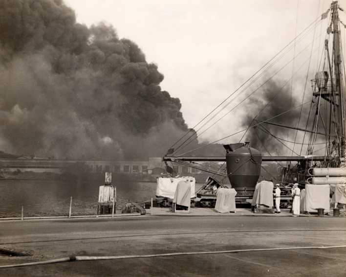 PEARL HARBOUR - 7 DECEMBRE 1941 Att00016